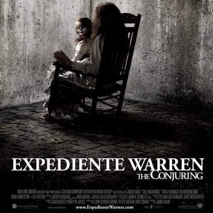 """Nuevo Trailer de """"Expediente Warren: The Conjuring""""."""