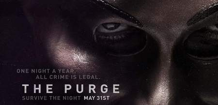 """Imagen de """"The Purge: La noche de las bestias""""."""