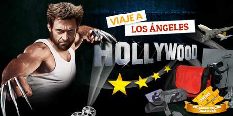 """Gana un viaje a Hollywood con """"Lobezno Inmortal""""."""