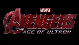 """Logo de """"Los Vengadores 2""""."""