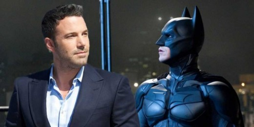 Ben Affleck será Batman en varias películas.