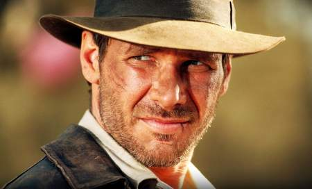 Harrison Ford será otra vez Indiana Jones.