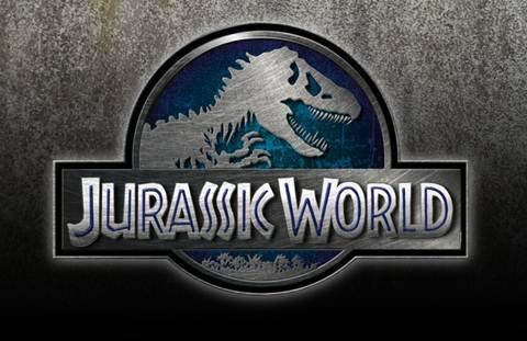 """Póster de """"Jurassic World""""."""