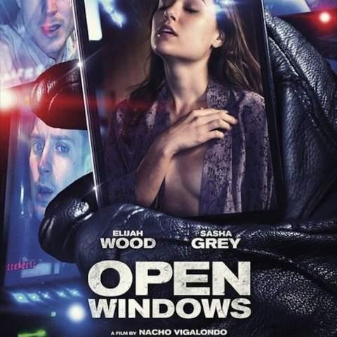"Póster de ""Open Windows""."