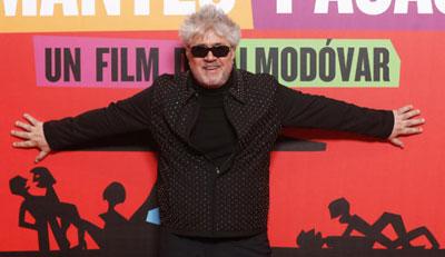 Pedro Almodóvar, premio cine europeo.