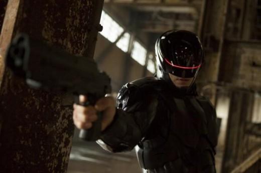 """Imagen del remake de """"Robocop""""."""