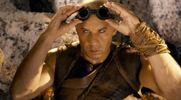 "Crítica de ""Riddick""."