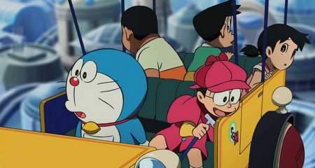Doraemon-y-nobita-holmes-en-el-misterioso-museo-del-futuro