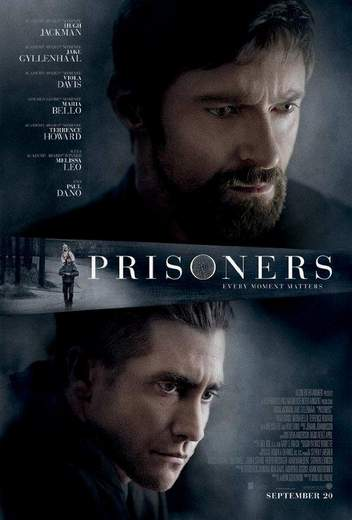 """Póster de """"Prisioneros""""."""