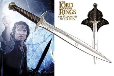 La espada de Frodo.