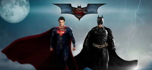Batman y Superman, banner.