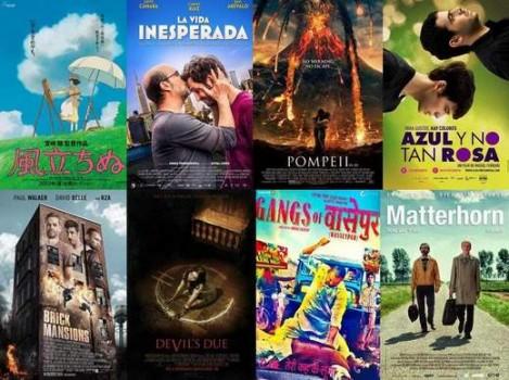Estrenos de cine 25 de abril de 2014