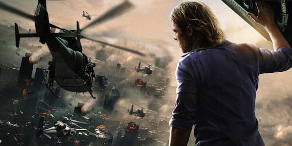 """""""Guerra Mundial Z 2"""" cancelada secuela"""