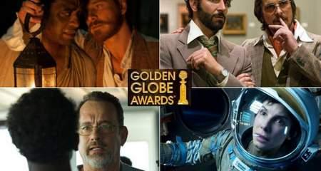 Nominaciones Globos de Oro Cine