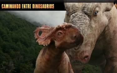 Caminando entre Dinosaurios, estreno 25 de diciembre