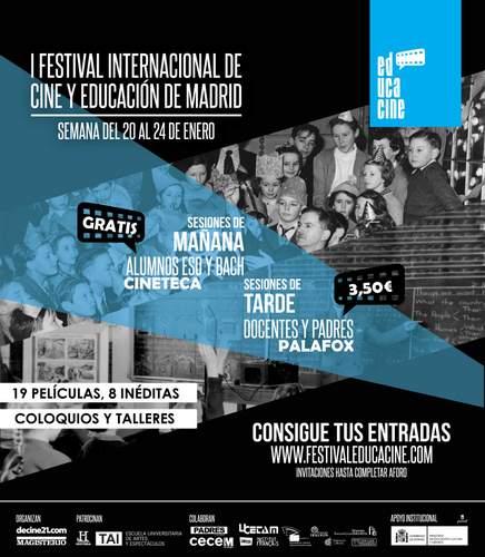 Festival de cine Educacine