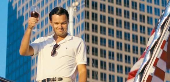 Peliculas Imprescindibles 2014, El Lobo de Wall Street
