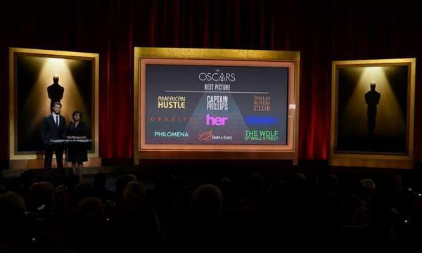 Nominaciones a los Oscar 2014