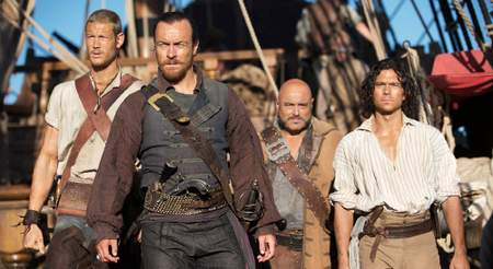 Éxito de la serie de TV Black Sails