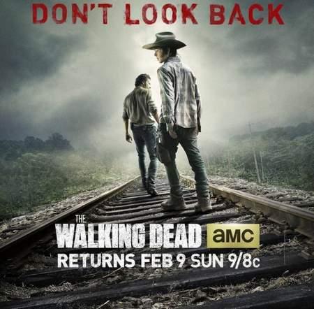 The Walking Dead 4 Temporada