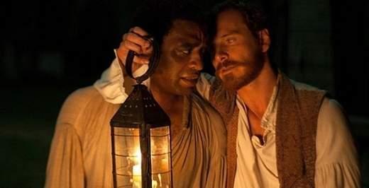 Premio BAFTA 2014, 12 años de esclavitud