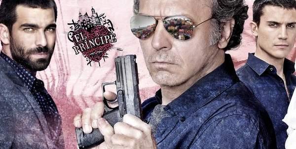 Serie de TV El Príncipe con José Coronado