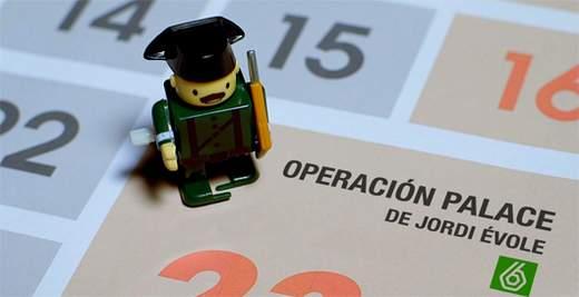 Operación Palace de Jordi Évole