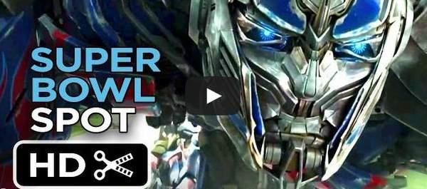 Transformers: La era de la extinción, primer trailer