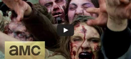 Campaña promocional The Walking Dead
