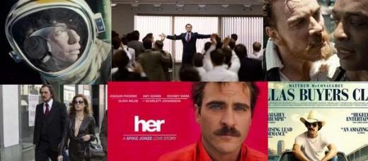 Críticas de las películas nominadas al oscar 2014