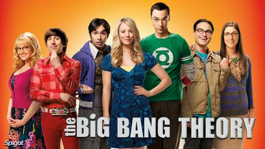 The big bang theory renovada