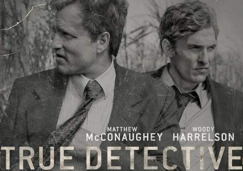 Póster serie True Detective
