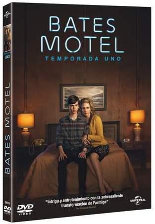 Concurso Bates Motel en DVD