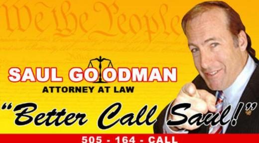 Better call Saul, la precuela de Breaking Bad
