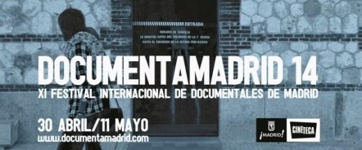 Llega el Festival DocumentaMadrid 2014