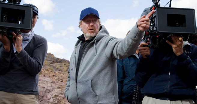 "Ridley Scott rodará ""The Cartel"" en España"