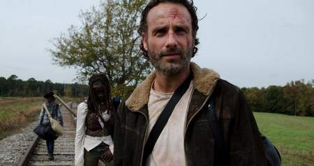 Final de la cuarta temporada de The Walking Dead