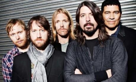 Nueva serie grupo Foo Fighters