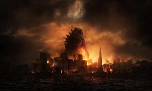 Crítica de Godzilla 2014 para Cineralia