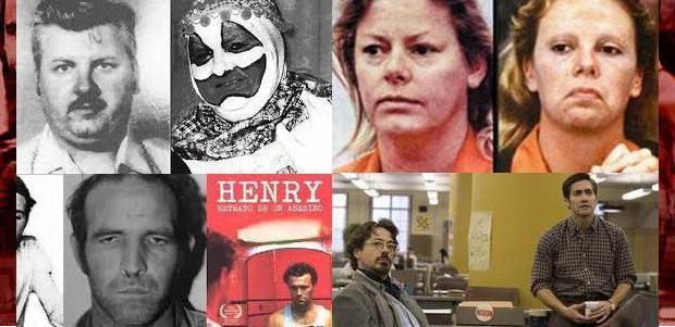 Especial Asesinos reales en el cine