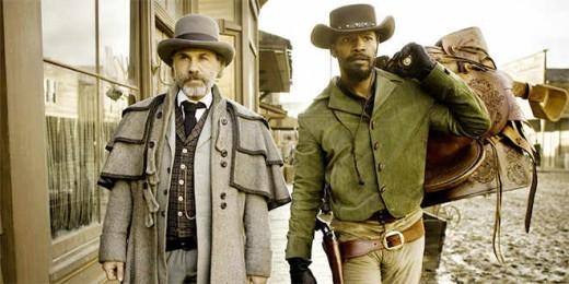 Tarantino quiere miniserie Django Unchained