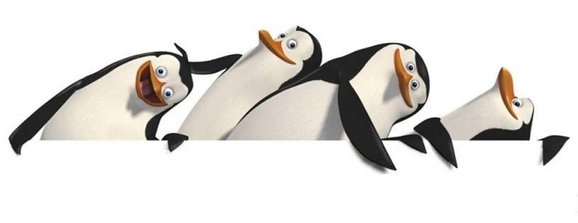 Los Pingüinos de Madagascar estreno 2014