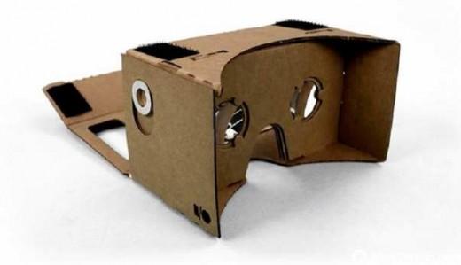 Cardboard, tus gafas caseras de realidad virtual