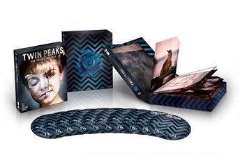 Pack Twin Peaks: El Misterio completo
