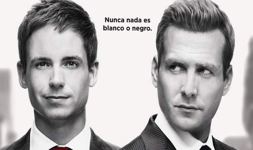 Segunda temporada de Suits en DVD