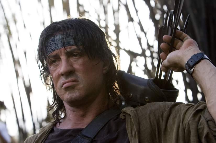 Sylvester Stallone será Rambo otra vez
