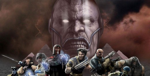 X-Men: Apocalypse ambientada años 80