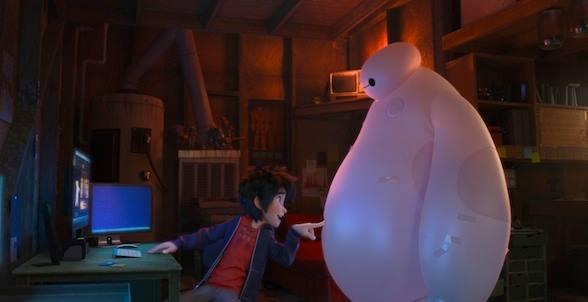 Trailer de Big Hero 6