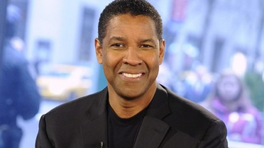Ficha del actor Denzel Washington