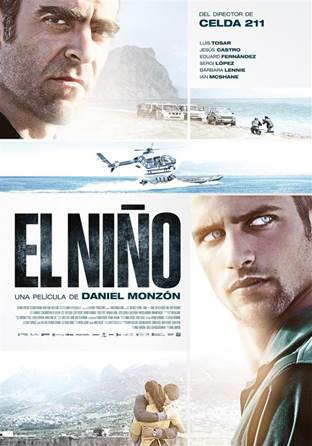 Póster de El Niño de Daniel Monzón